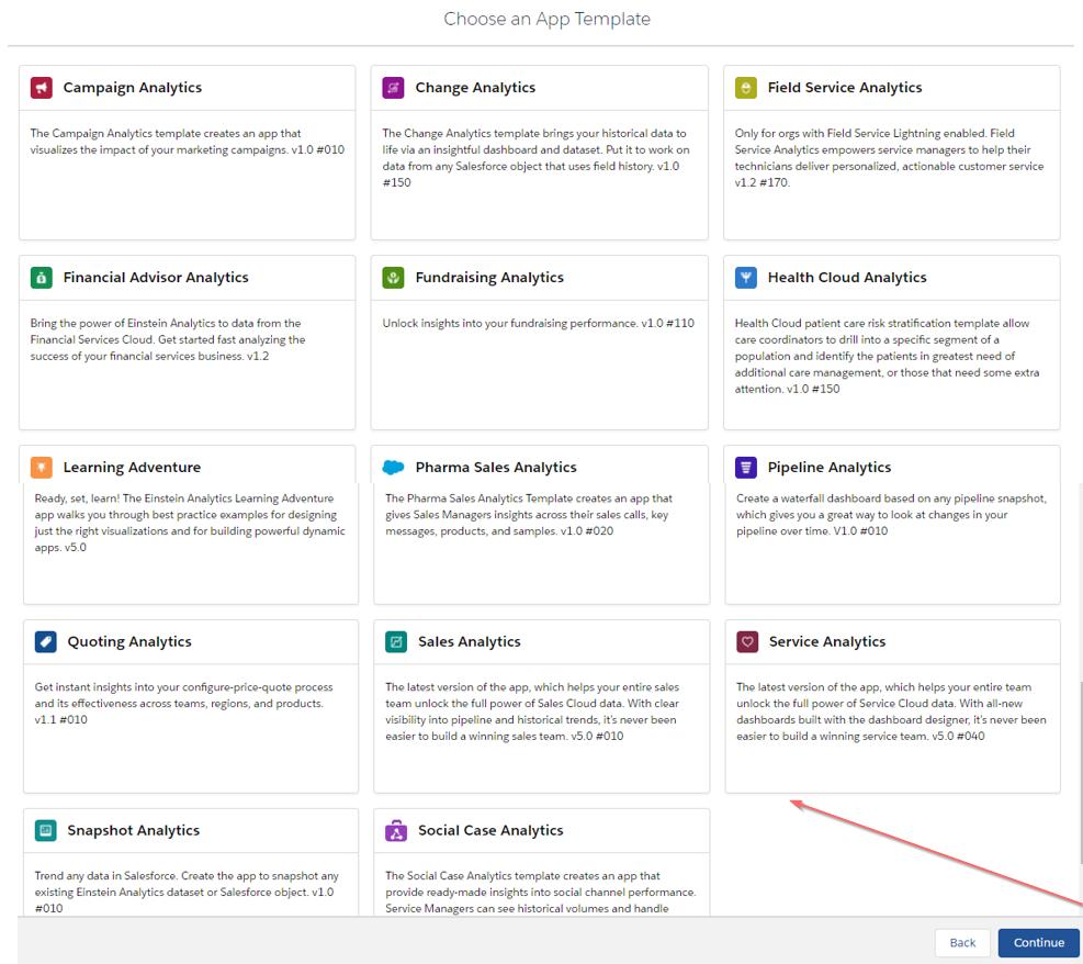 Winter 19 Salesforce Einstein Analytics Release - Salesforce-Trailblazer